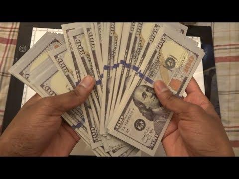 Hottest Selling Prop Money/Used by Rihanna, J.Lo, Cardi B, Iggy Azalea, Kendrick Lamar, J. Cole, etc