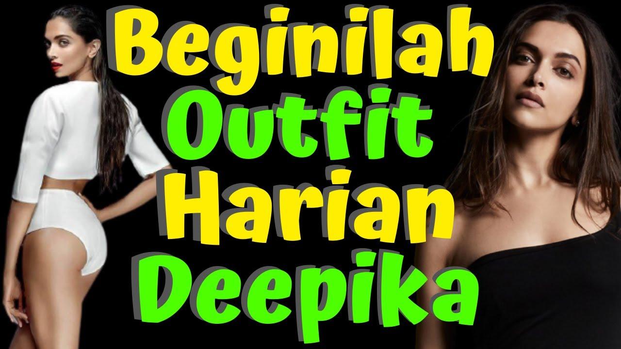 Jadi Aktris India Termahal Ternyata Begini Penampilan Sehari-hari Deepika Padukone