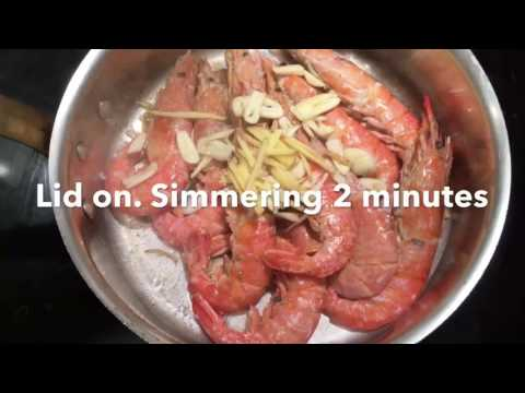 For Healthy Home Cooking: Argentina Pink Shrimps