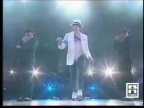 Michael Jackson - Smooth Criminal - Show no Brasil (1993)