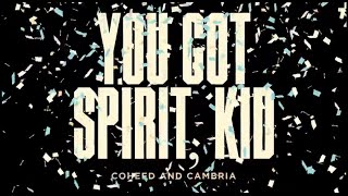 Coheed and Cambria - You Got Spirit, Kid [Official Lyric Video]