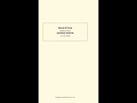 AR008 George Martin : Belle Etoile