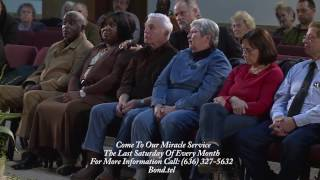 Man 100% Healed Of Back and Hips Pain Miracle - Mel Bond