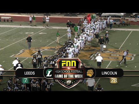 FNN Game Of The Week - Leeds At Lincoln