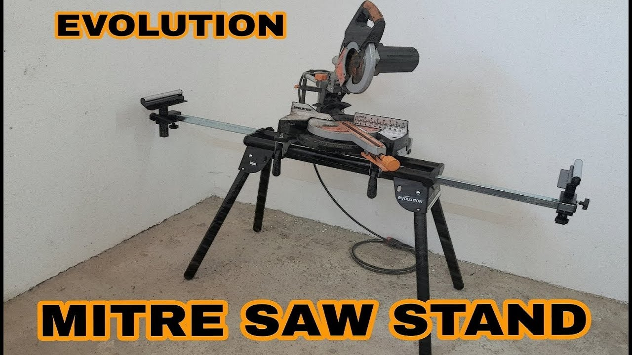 Mesa Para Ingletadora Evolution Adjustable Working Table For Grinding Saws