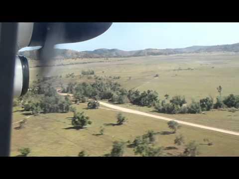 PAL EXPRESS Bombardier Dash 8 Q400 Landing At Coron Airport