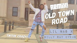 Baixar Lil Nas X - Old Town Road (feat. Billy Ray Cyrus) [Remix] DANCE VIDEO! @YvngHomie