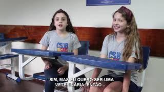 ALUNOS 5ºANO DÃO SHOW NA AULA DE INGLÊS!