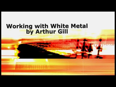 Working with White Metal Figures by Arthur Gill