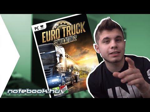 ÚJABB TÚLMÉRETES RAKOMÁNY! | Euro Truck Simulator 2.