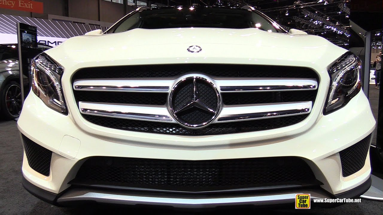 2015 mercedes benz gla class gla 250 4matic exterior and. Black Bedroom Furniture Sets. Home Design Ideas