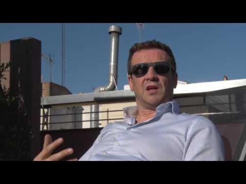 Peter Morren over de match van Barcelona