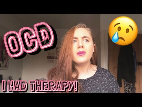 MY THERAPY EXPERIENCE: CBT For OCD And Health Anxiety | Hattie Gladwell