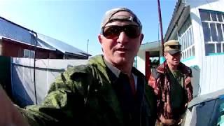 Первомайская рыбалка + жарим