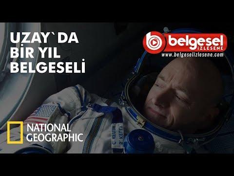 Uzayda Bir Yıl Net Geo Belgeseli - Türkçe Dublaj