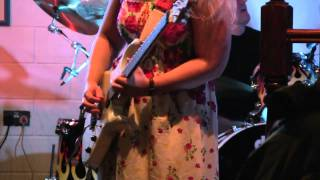 Tea for One performed by Chantel McGregor (Young Blues Artist of the Year 2011)