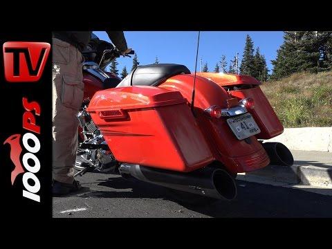 Harley-Davidson Street Glide Screamin' Eagle 2017