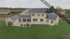 Bernay, à vendre, magnifique maison d'architecte à 5 min de l'A28
