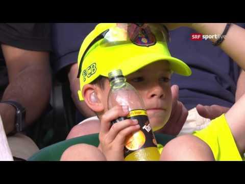 M Zverev   Roger Federer Wimbledon 2017 R3 HDTV 720