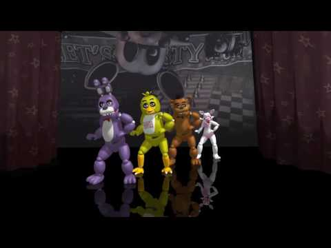 MMD FNAF Shake It Off Taylor Swift