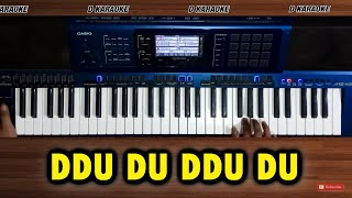 Ddu Du Ddu Du Versi Koplo Via Vallen - Lirik Karaoke Tanpa Vokal