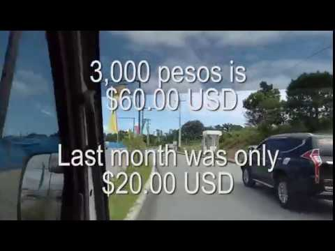 Province Living - Part 1 - Calapan and Cost of Living