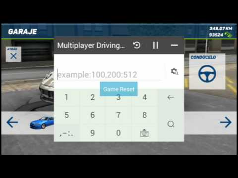 Como hackear multiplayer driving simulator (root) - YouTube