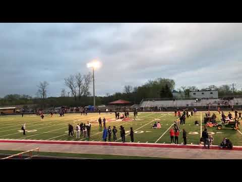 '19 Sectional Champ 300m low hurdles (Grant Community High School)