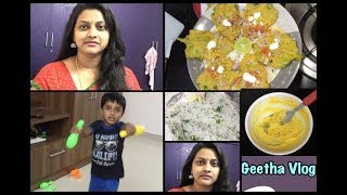 Wednesday Vlog Palak Chaat, Jeera Rice | Bowling | Best Face Pack to Brighten Your Skin |