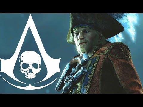 Assassin's Creed 4 Black Flag Stealth & Assassination