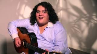 Jonathan Antoine - acoustic performance Arrivederci Roma