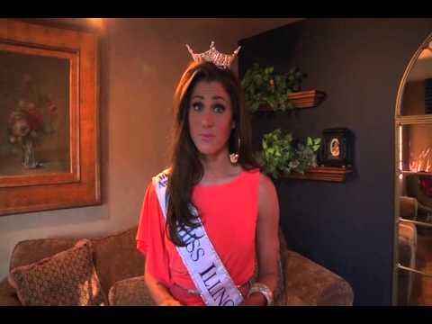 Vote for Miss Illinois 2012 Megan Ervin