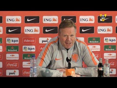 Bemoeit Koeman zich met transfers van 'onze' jonge - VOETBAL INSIDE