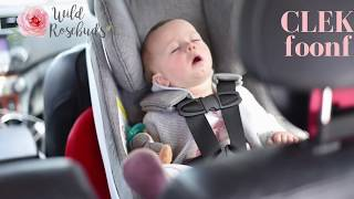 Clek Foonf Car Seat Review