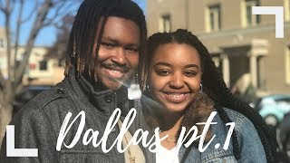 Travel Vlog: Dallas pt. 1