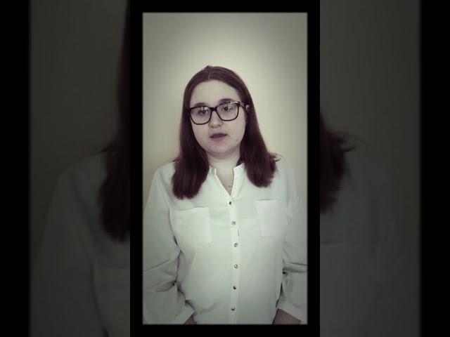 Изображение предпросмотра прочтения – ЕлизаветаТуева читает произведение «Россия» А.А.Блока