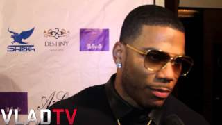 Nelly to St. Louis: Make Sure Mike Brown Didn