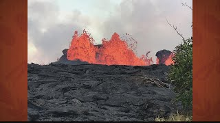 Kilauea eruption poses special danger for people with respiratory conditions