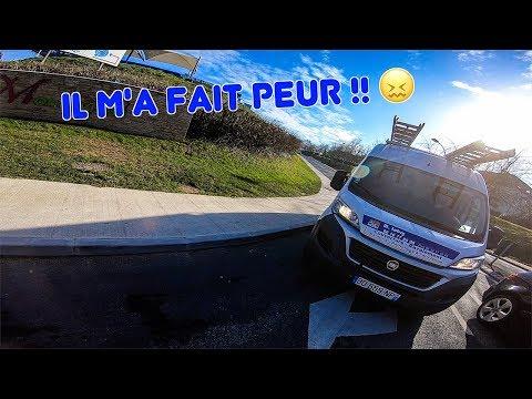 IL M'A FAIT PEUR ! - MT 125 I QUOTIDIEN PARISIEN N°29