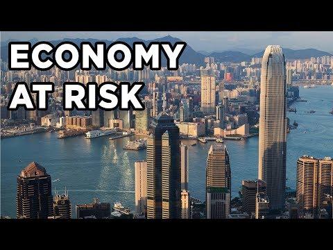 Hong Kong's Economy at Risk from Extradition Bill |  Hong Kong Protest News | China Uncensored