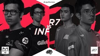 Infinity vs R7 - Cuartos de Final - Liga Movistar Latinoamérica