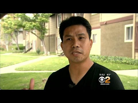 Man Tells CBS2 How He Helped Chino Hills Police Catch Robbery Spree Suspects