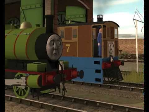 Timothy The Tank Engine