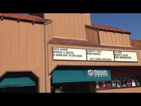 Three Dollar Movie Theater