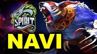 NAVI vs SPIRIT - CIS FINAL - LEIPZIG MAJOR DreamLeague 13 DOTA 2