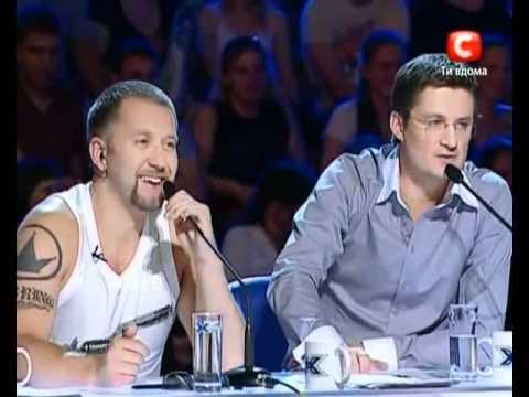 Видео: X Factor Украина  Азиза Ибрагимова 2010  Харьков.mp4
