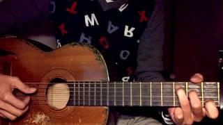 Bờm Ơi - Trí Tùng - Guitar Cover ĐHS
