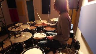 Erik Tulissio - Love Hater by OutKast drum cover