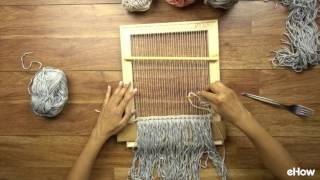 How To Weave A Basic Wall Hanging