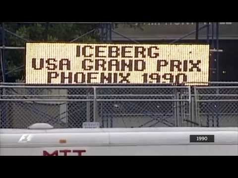 Your Favourite United States Grand Prix - 1990 Senna v Alesi